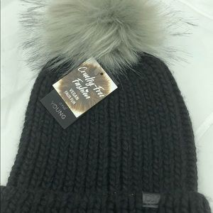 David and Young Women's Cruelty Free Hat